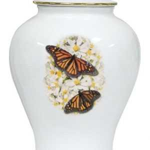 Porcelain Butterfly